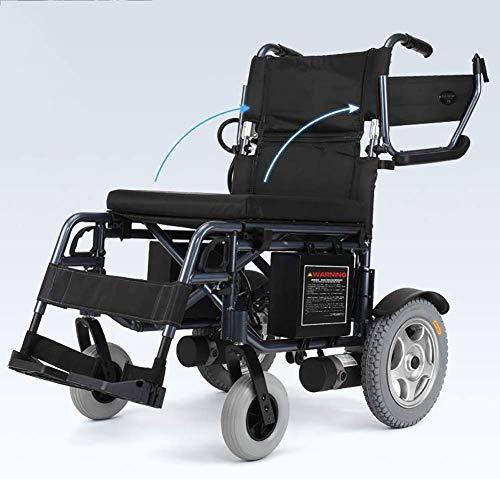 Scooter Inteligente Automática Sube Batería Y Litio Discapacitado 30 Anciano Eléctrico De Luz Que Silla Plegable Cuatro L Ruedas Mayor kTXZOiuP